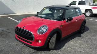 Introducing the 2019 MINI Cooper Oxford Edition