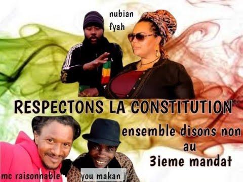 """Nubian Fyah """"La Voix du Peuple"""" Ft You Makkan J Mc Raisonnable"""