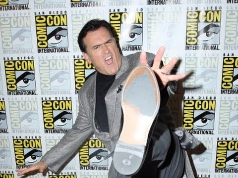 Bruce Campbell Back to Battle the 'Evil Dead'