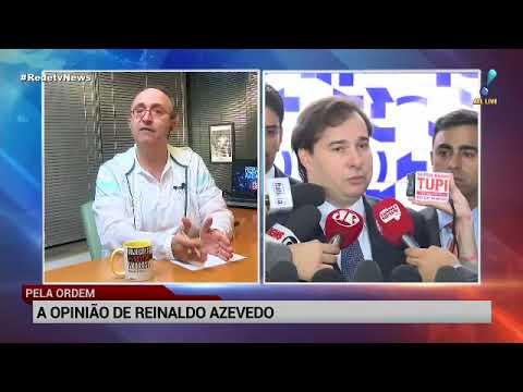 Maia Não Busca A Aprovação Da Reforma Da Previdência, Diz Reinaldo Azevedo