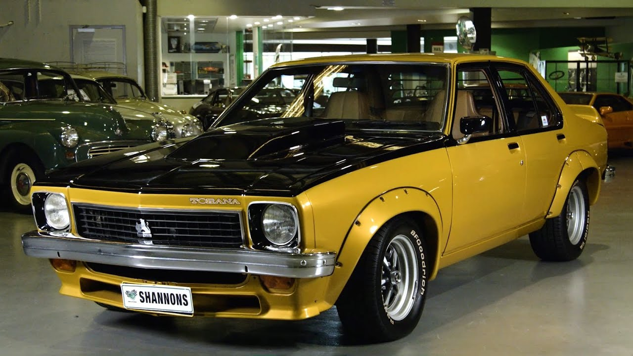 1977 Holden LX Torana SL/R5000 A9X Sedan - 2020 Shannons Spring Timed Online Auction