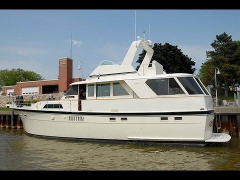 1974 Hatteras 53 Motor Yacht Unavailable Youtube