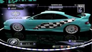 Juiced 2 Hot Import Nights - Car Tuning (Full HD)