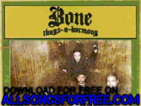 bone thugs-n-harmony - Bone, Bone, Bone - Thug World Order (