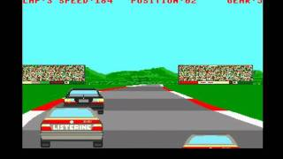 Touring Car Racer - Amiga Games To Avoid.