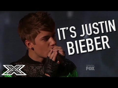 Justin Bieber Performs On The X Factor Australia, UK And USA | X Factor Global