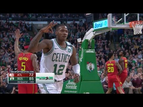 Terry Rozier Highlights vs Atlanta Hawks (31 pts, 7 reb, 2 ast)
