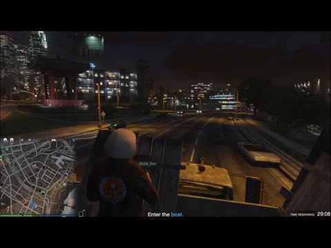 Risky Business - GTA V Online Gameplay