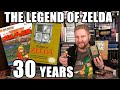 THE LEGEND OF ZELDA 30th Anniversary - Happy Console Gamer