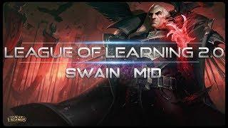 [ITA-GUIDA] SWAIN VS DIANA - SWAIN MID - League Of Legends