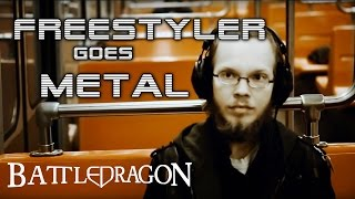 Bomfunk MC's FREESTYLER (METAL cover by BATTLEDRAGON)