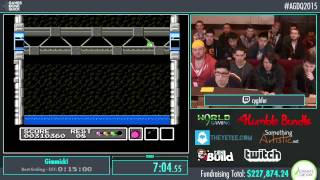 Awesome Games Done Quick 2015 - Part 50 - Gimmick! by Cyghfer