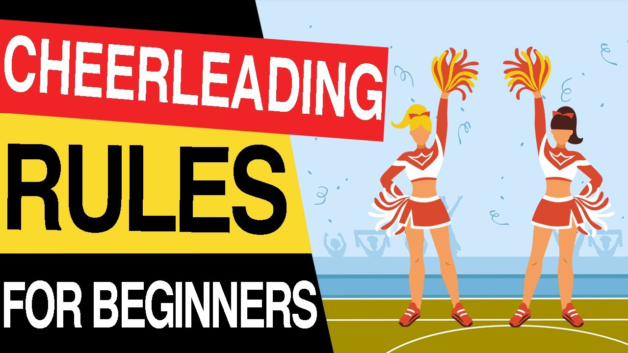 Rules Of Cheerleading Cheerleading Rules And Regulations Youtube A grwm video is a vlog where you film everything that you do in your morning,night, ect routine. rules of cheerleading cheerleading rules and regulations