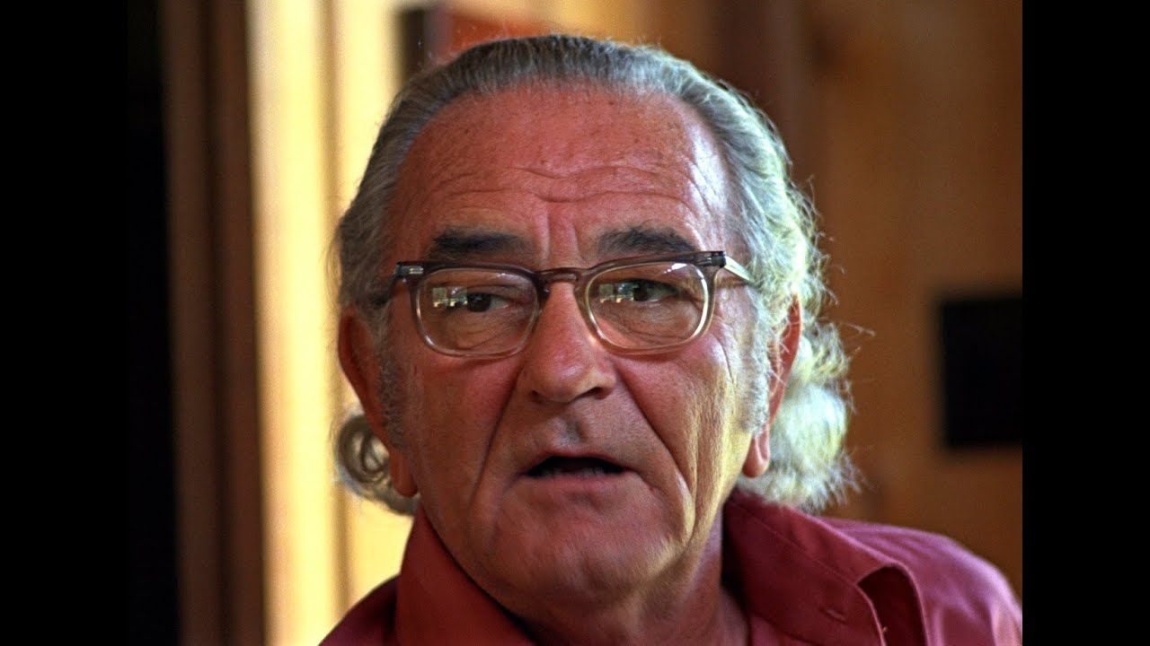"""Download LBJ on the Emancipation Proclamation (1972) """"Reel America"""" Preview"""