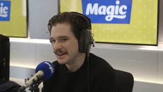 Kit Harington chats to Emma B | Full Interview