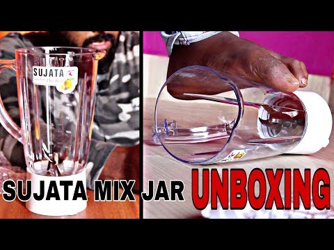 Sujatha Mixer Jar Unboxing And Review