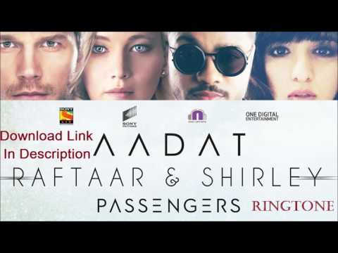 Aadat - Raftaar Ringtone | Latest 2017 Hindi Ringtone