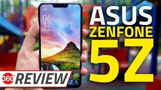 Asus ZenFone 5Z Review | Better Than OnePlus 6?