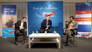 Fraktion im Dialog zum Thema: Juden in der AfD
