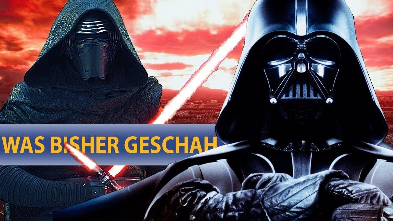 Star Wars Recap | Wir fassen alle Star Wars Filme für euch zusammen ...