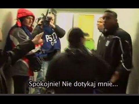 Arboleda kontra Smolarek - ostro po meczu Polonia - Lech