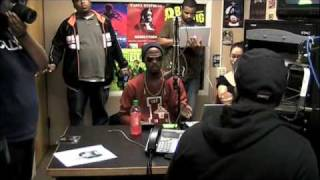 J AudioNet TV (Interview With B.O.B) Pt. 1