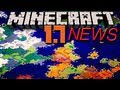 Minecraft News: 1.7 Biomes - Spooky Forest, Canyon, Volcano, Disco Mountains & Tons More!