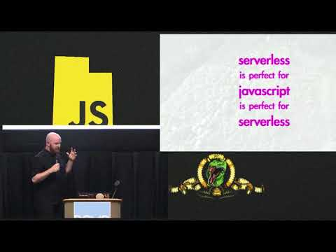No Side JavaScript and the serverless Revolution - Ryan Lewis