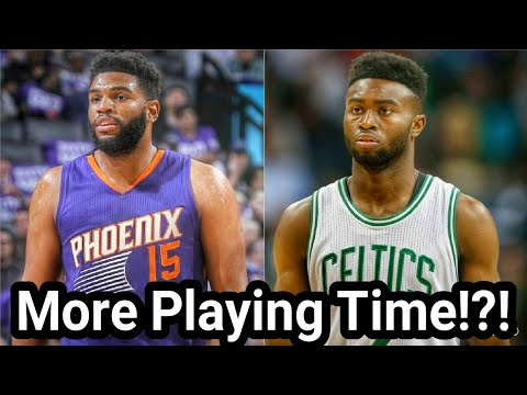 Five Players That Need More Playing Time In The 2017/18 NBA Season!!