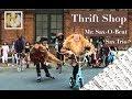 Thrift Shop Saxophone Trio Drumset mp3