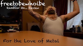 Baixar Dee Snider - For the Love of Metal (Album Review Reaction)
