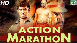 Action Movies Marathon   South Hindi Dubbed Movies 2020   Marte Hai Shaan Se, Mass Masala