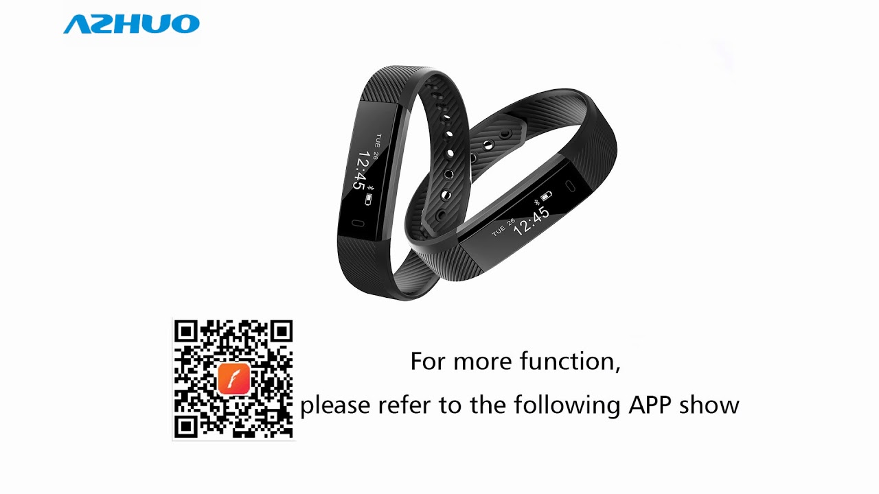 Id115 Smart Bracelet Fitness Tracker Step Counter Activity Monitor Alarm Clock Vibration Wristband
