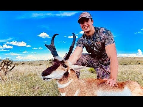 Public Land Antelope Hunt - New Mexico 2018