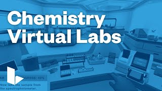 Labster - Chemistry Virtual Labs