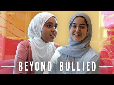 Muslim Girls Bullied Outside Their Mosque Speak Out   Beyond Bullied