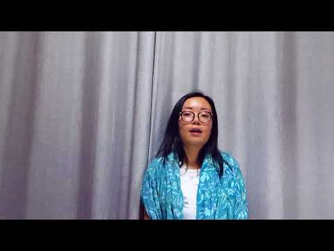 Ронгронг Ху - ПРЕПОДАЕТ  Китайский (путунхуа)