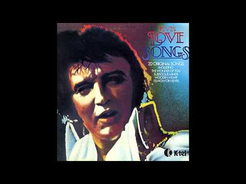 Elvis Presley - Can`t Help Falling In Love mp3