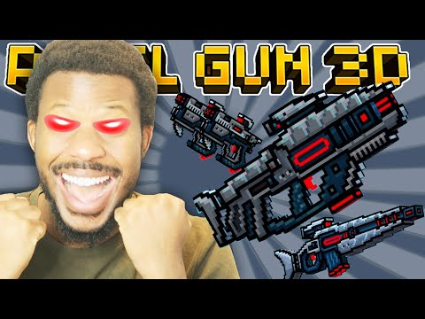 NEW PROJECT SETUP 🐬🔴! 17.7 UPDATE! L Pixel Gun 3D
