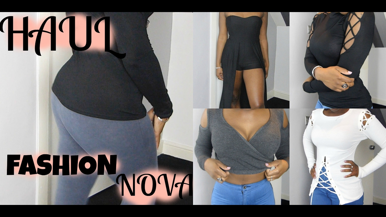UK CUSTOMER EXPERIENCE WITH FASHION NOVA   COST  SHIPPING   SERVICE     UK CUSTOMER EXPERIENCE WITH FASHION NOVA   COST  SHIPPING   SERVICE   TRY  ON HAUL  WINTER 2017   YouTube