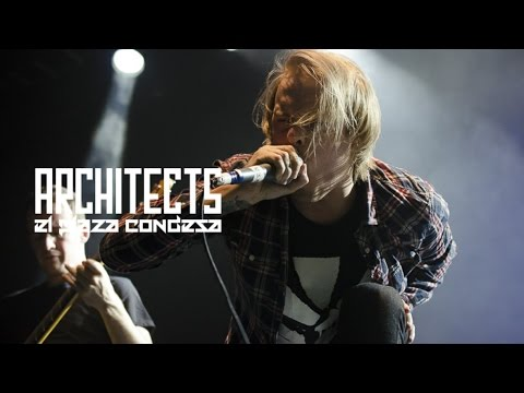 Architects | Live Set | El Plaza Condesa 08.11.14 Mexico City