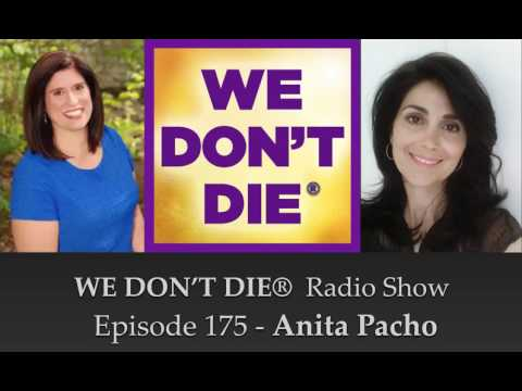 Episode 175 Anita Pacho - Flight Attendant and Psychic Medium on We Don't Die Radio Show