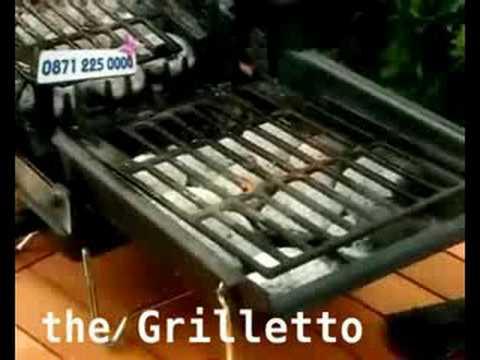 Grilletto Son Of Hibachi Portable BBQ System   YouTube