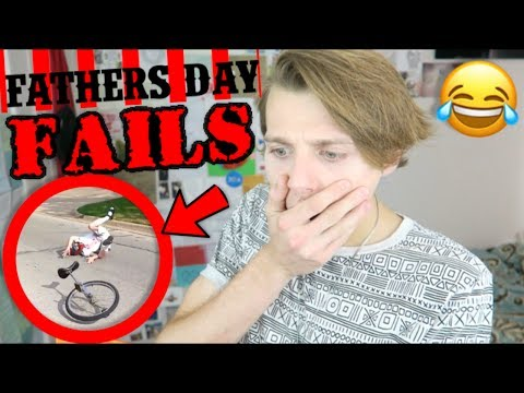 FUNNIEST DAD FAILS | HAPPY FATHER'S DAY | GRAYSON COATS