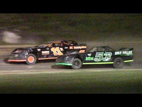 Street Stock Feature | Genesee Speedway | 9-16-18