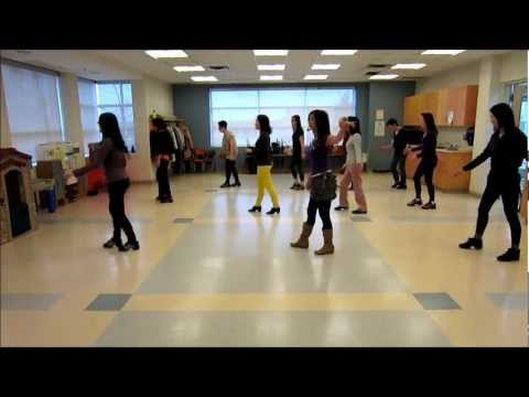 Private Affair ~ Jennifer Choo Sue Chin - Line dance (Dance & walk through)