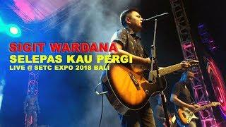 SIGIT WARDANA - SELEPAS KAU PERGI (Live @ SETC Expo 2018 Bali)