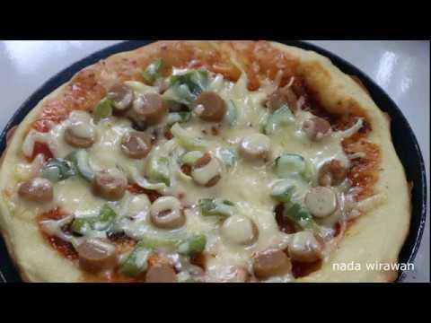 Resep Pizza Teflon Anti Gagal Empuk Matang Tanpa Gosong Di video ini saya juga bikin versi oven nya jadi kita bisa liat....