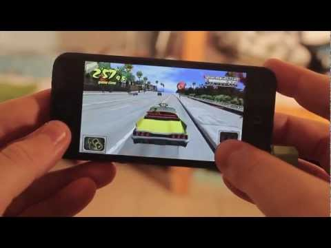 """Crazy Taxi"" IOS App Review - App Adventskalender #2 - Felixba94"