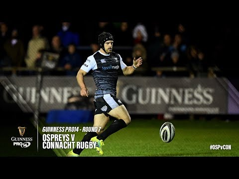 Guinness PRO14 Round 7 Highlights: Ospreys v Connacht